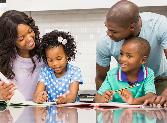 Teach, Learn  from Home - Primary & Secondary Education